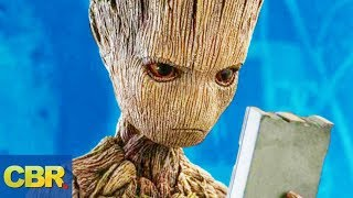 Download What Nobody Realized About Groot From Marvel's Infinity War And Guardians Of The Galaxy Video