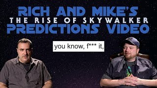 Download Rich and Mike's The Rise of Skywalker Predictions Video Video