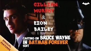 Download Screentest Cillian Murphy & Eion Bailey on Batman | Batman: Begins Video