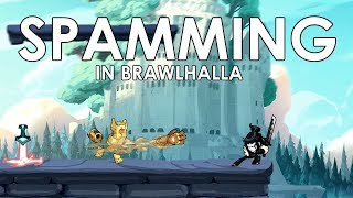 Download Spamming in Brawlhalla Video