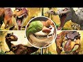 Download Ice Age 3: Dawn of the Dinosaurs All Bosses (PS3, X360, Wii, PS2, PC) Video