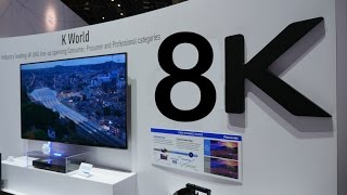 Download 8K TVs CES 2015!!! 85″ 98″ & 110″ 8K TVs!!! Video