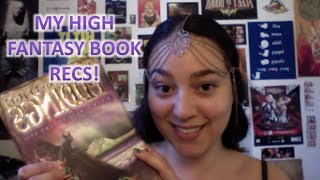 Download Rebel Vlog: High Fantasy Books I Recommend Video