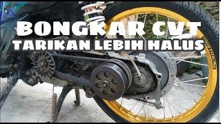 Download CARA MEMBUAT TARIKAN LEBIH HALUS PADA MATIC ( ALA RUMAHAN ) Video