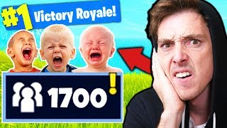 Download ACCEPTING *1700* FORTNITE FRIEND REQUESTS (account ruined) Video
