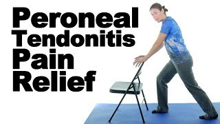 Download Peroneal Tendonitis Stretches & Exercises – Ask Doctor Jo Video