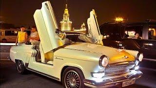 Download ГАЗ 21 ЛАМБО С ДВС NISSAN RB25 2500 ТУРБО + КОРОБКА (АРАРАТ) Video