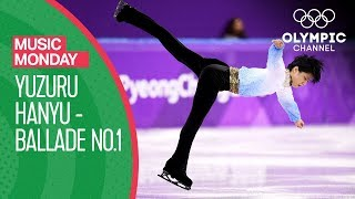 Download Yuzuru Hanyu performs to Chopin's Ballade No 1 at PyeongChang 2018 | Music Monday Video