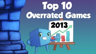 Download Top 10 Overrated Games Video