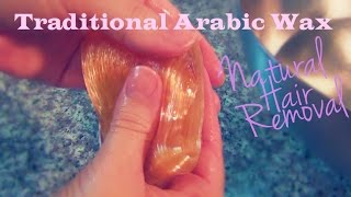 Download How to Make Traditional Arabic Wax ♥ Sugaring Caramel Recipe and Tutorial Video