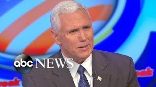 Download VP-elect Mike Pence Says Trump's Phone Call With Taiwan 'Just A Courtesy Call' Video