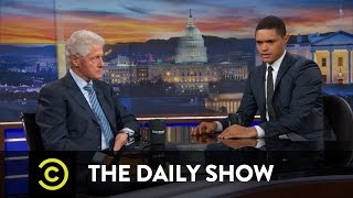 Download Bill Clinton - Hillary Clinton and the Changing Political Landscape: The Daily Show Video