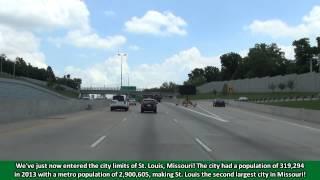 Download 2K14 (EP 15) Interstate 64 East in St. Louis, Missouri Video