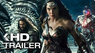 Download JUSTICE LEAGUE Trailer 2 (2017) Video