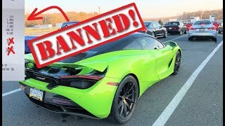Download My 720S Got Officially BANNED From the Track... Ran a 9.XX at 147MPH!!! Video
