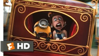 Download Minions (5/10) Movie CLIP - Kidnapping the Queen (2015) HD Video