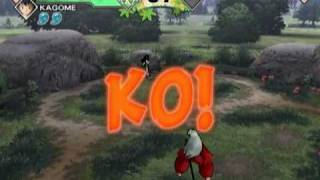 Download InuYasha: Feudal Combat (PS2 Gameplay) Video