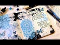 Download JOURNAL WITH ME / RELAXING ART JOURNALING PROCESS VIDEO 002: SELF LOVE Video