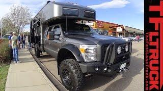 Download EarthRoamer XV-LTS F-550 Off-Road RV: Ultimate Zombiepocalypse Luxury Ride Video