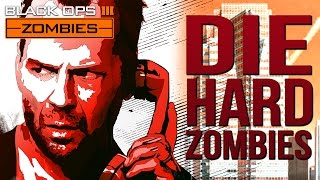 Download DIE HARD ZOMBIES - NAKATOMI PLAZA (Black Ops 3 Zombies Mod) Video