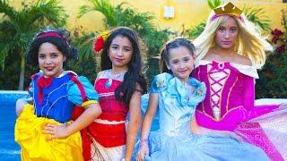 Download 🌈 ¡PRINCESAS EN LA VIDA REAL! -SoyJessi Video