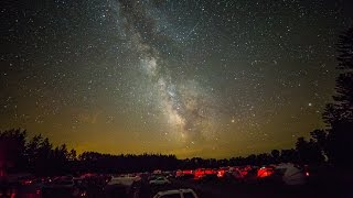 Download The most beautiful stargazing location on Earth Video