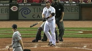 Download WSH@CIN: Gomes belts three home runs against the Nats Video