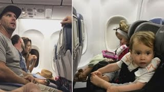 Download This Technicality Got Family With Infant Kicked Off Overbooked Delta Flight Video