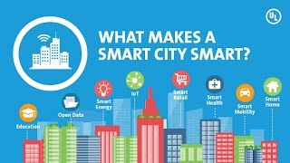 Download Smart cities? The future? Animated Infographics Video