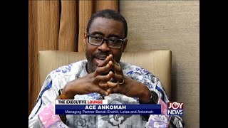 Download Ace Ankomah - The Executive Lounge on JoyNews (17-10-17) Video