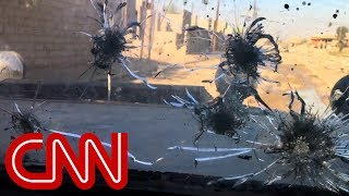 Download CNN reporter trapped with Iraqi forces during ISIS attack Video