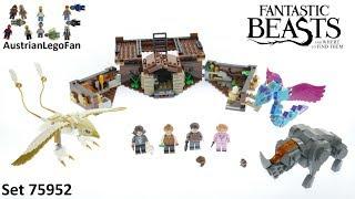 Lego Elves 41196 The Elvenstar Tree Bat Attack Lego Speed Build