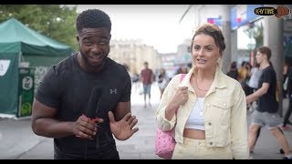 Download IF YOU CHEATED WOULD YOU TELL YOUR PARTNER? (CARDIFF) Video
