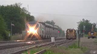Download Horn Salute from Eight-Minute-Late Amtrak #5 Video