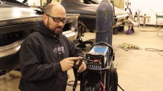 Download TIG welding body panels Video