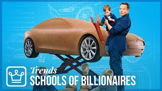 Download Why Rich Societies & Billionaires Are Building A New Type Of School Video