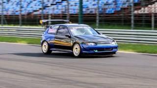 Download Civic K24 Hungaroring Time Attack Video