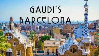 Download ANTONI GAUDI'S BARCELONA - FOUR UNEARTHLY BUILDINGS YOU MUST-SEE IN BARCELONA Video