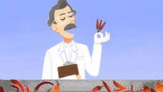Download Animated Google Doodle Online Video Game - Wilbur Scoville's Birthday Video