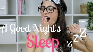 Download How To Have Your BEST Sleep EVER! | Study With Jess Video