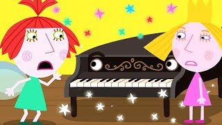 Download Ben and Holly's Little Kingdom 🎸 Let's Rock and Roll with Holly 🎸 1Hour | HD Cartoons for Kids Video