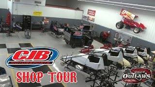 Download World of Outlaws Shop Tour: CJB Motorsports | Carlisle, PA Video