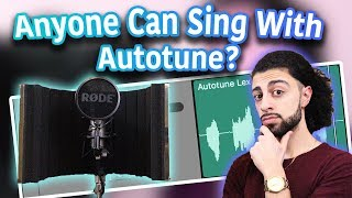 Download Can Anyone Sing With Autotune?! (Real Voice Vs. Autotune) Video