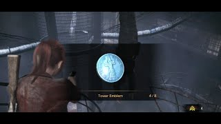 Download Resident Evil Revelations 2 - All Collectibles Episode 1 (Emblems, Kafka Drawings, Insect Larvae) Video