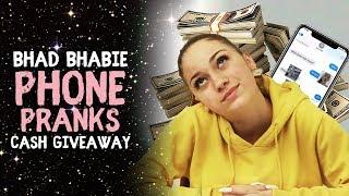 Download BHAD BHABIE Phone Pranks & $5000 Cash Giveaway | Danielle Bregoli Video