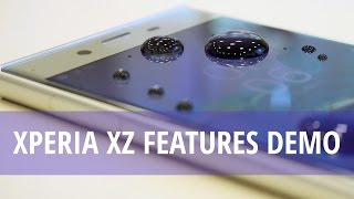 Download Sony Xperia XZ features demonstration Video