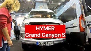 Download HYMER Grand Canyon S 4x4 - Mercedes Sprinter 314 CDI 2,2L Allrad Camper Van #229 Video