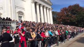Download Changing of the Guard Arlington National Cemetery Video