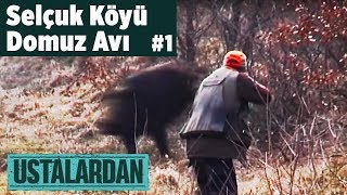Download Selçuk Köyü Domuz Avı - 1.Bölüm Ustalardan - Yaban Tv Wild boar Hunting Turkey Video