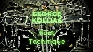 Download George Kollias Foot Technique Video